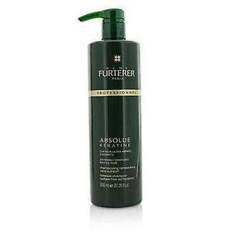 Absolue Keratine Restoring Ritual Renewal Shampooing (Extremely Damaged, Brittle Hair) 600ml ou 20.2oz