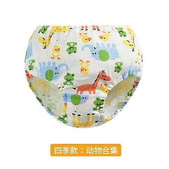 Baby Underwear Cotton Boys And Girls Bread Pants Young Briefs Shorts