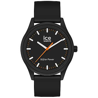 Ice Solar Watch analoginen kvartsi nainen silikoniranneke IC017764