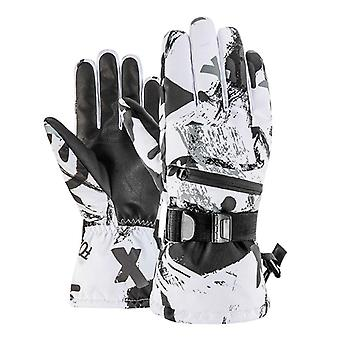 Phmax Warm Ski Gloves- Winter Thermal Snowboard Gloves, Men / Women Waterproof