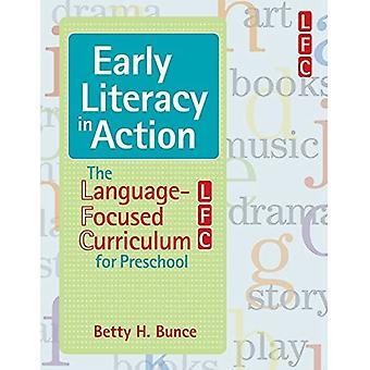 Vroege geletterdheid in actie: Het taalgerichte curriculum voor kleuters