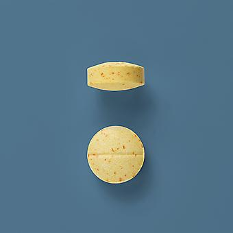 Ginger, turmeric, papain and bromelain tablets