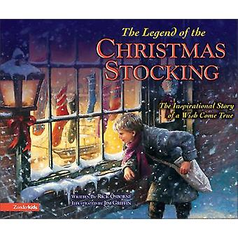 The Legend of the Christmas Stocking by Osborne & Rick