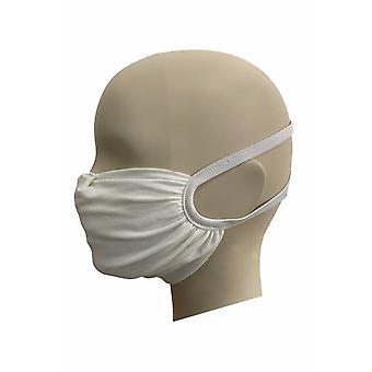 قماش مرنة Headloop ث / جيب مرشح وقابلة لإعادة الاستخدام المضادة للغبار درع