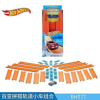 Original Hot Wheels Car Toy Guard Bank Protection Toys For Boy Sport Car Model