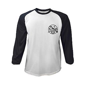 جلب لي الأفق تي شيرت نفض الغبار سكين شعار الفرقة الرسمية قميص البيسبول الجديد