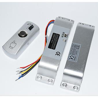 Electric Bolt Lock With Door State Detection, Timer Drop, Electric Gate, Door