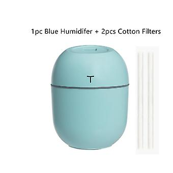 Ultrasonic Mini Air Humidifier, Aroma Essential Oil Diffuser