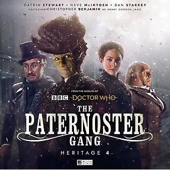 The Paternoster Gang Heritage 4 by Gill & RoyFitton & MattMorris & Paul