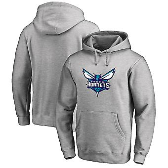 Charlotte Hornets Pullover Hoodie Swearshirt Tops 3WY368