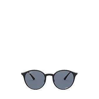 Ray-Ban RB4336CH sorte unisex solbriller