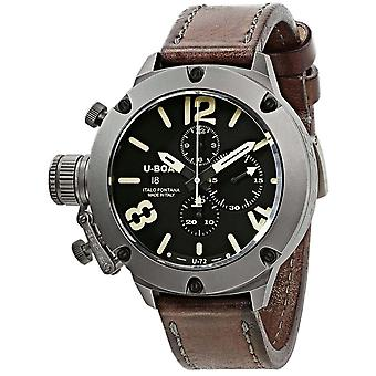 Mens Watch U-Boat 6549/T, Automatisk, 53mm, 20ATM