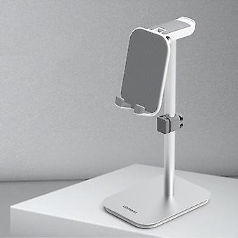 Cooskin universal multifunktionale Aluminiumlegierung Desktop-Handy Tablet Ohrhörer Halter stehen für Iphone für Ipad unter 11 Zoll