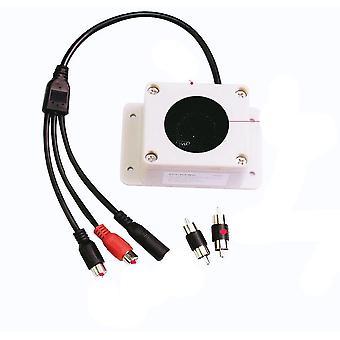 Enhed til sikkerhed kamera udendørs vandtæt for Ip-kamera