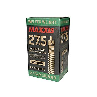 """Maxxis WelterWeight 27.5+ Bicycle Tube // 27.5"""" (64/75-584)"""