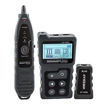 Ağ Kablosu Sınayıcısı Nf-8209 Tel İzleyici Ağ Aracı