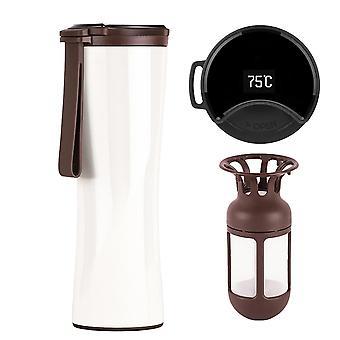 Travel Mug, Moka Smart Coffee Tumbler, Bouteille à vide portable