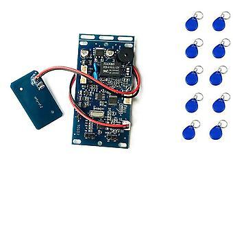 RFID közelség, beléptető rendszertábla, kaputelefon beágyazott modul