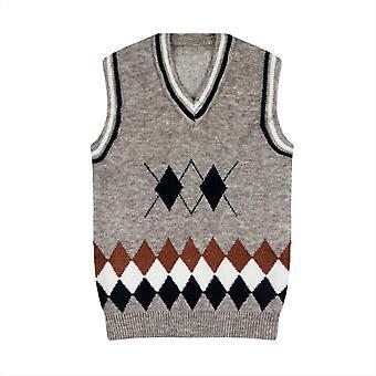 New's Factory Wholesale's Wear Sweater V-neck Vest