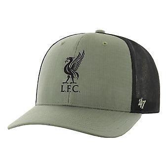 47 EPL Liverpool Football Club Grid Lock Mesh MVP DP Cap - Canopy