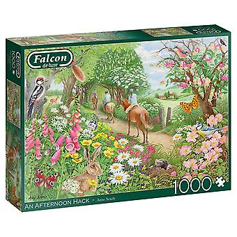 Falcon de luxe Jigsaw Puzzle 1000 pieces An Afternoon Hack