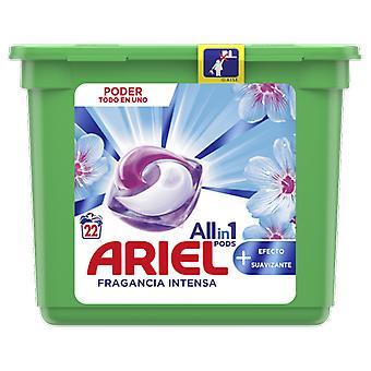 Ariel Pods 3 en 1 Suavizante 22 lavadas
