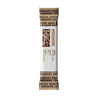 Milk chocolate and hazelnut bar 1 unit of 35g
