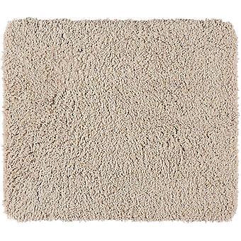 badvorleger Mélange 60 x 90 cm Polyester beige