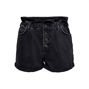 Only Womens Cuba Denim Shorts Mini Bottoms Pockets Short Pants