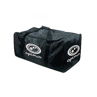 Optimum Sport 155 Litre Capacity Large Zip Compartment Team Kit Bag With Handles