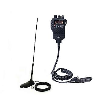 CB PNI Escort HP 62 Radio Station Kit and PNI Extra 45 Antenna with magnet included