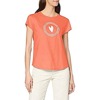 Marc O'Polo Denim 043218851125 T-Shirt, Pink (Soft Coral 601), XS Women