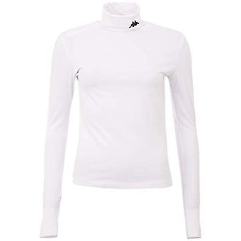 Kappa Naisten t-paita Hedi, Nainen, T-paita, 308002, Valkoinen, XS