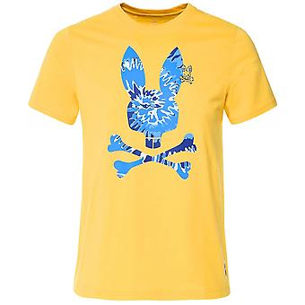 Psycho Bunny Crew Neck Cranwich T-Shirt