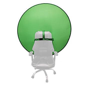 Zelené pozadie fotografie, fotografické kulisy, prenosná tuhá látka