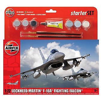 Airfix Lockheed Martin F-16A Taistelevat Falcon Mallisarja