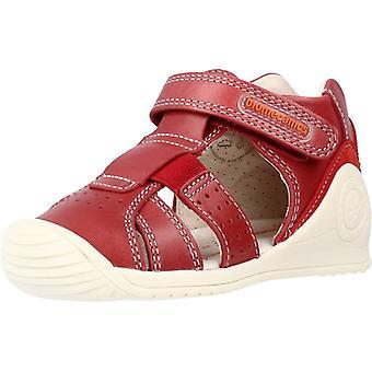 Sandales Biomecanics 212134 Couleur Rouge
