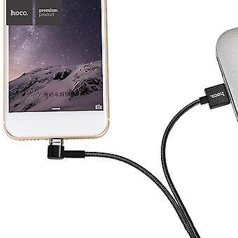Hoco U20 L καλώδιο μορφής 1m μαγνητικό καλώδιο φόρτισης για Android / Για την Apple