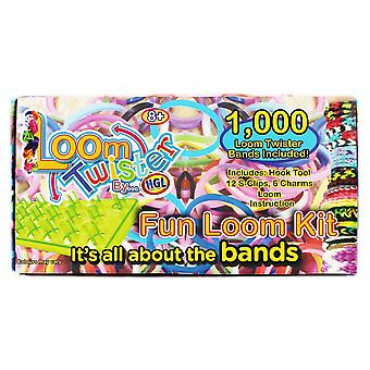 Veven Twister band moro vevstol Kit - 1000 band