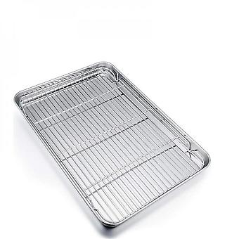 Tray With Removable Cooling Rack