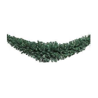 6 Ft Christmas Garland Green