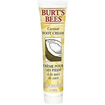 Burts Bees Coconut Foot Cream 120g x3