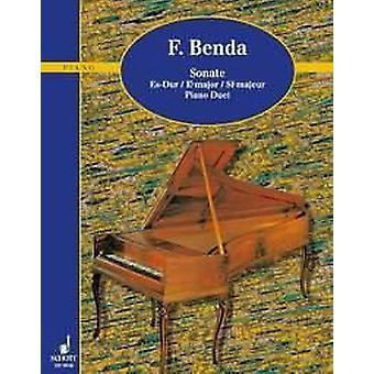 Benda: Sonata E flat Major