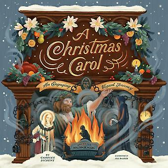 Christmas Carol An Engaging Visual Journey A by Charles Dickens
