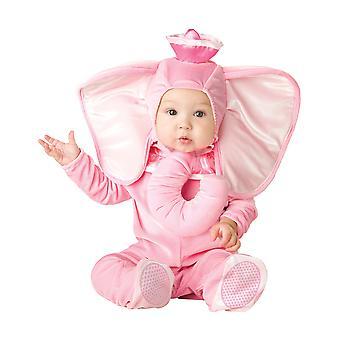 Pink Elephant Animal bebé niñas traje infantil