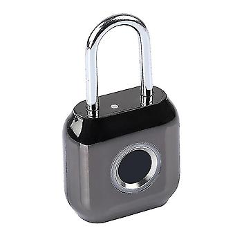 Locks latches usb travel luggage fingerprint lock gun color