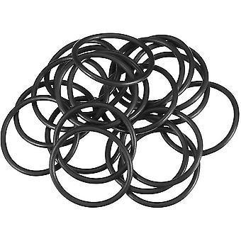 Jewelry holders sourcing map nitrile rubber o-rings 28mm od 24mm id 2mm width  metric sealing gasket  pack of 20