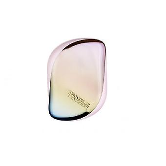 Tangle Teezer Compact Styler Pearlescent Matte Chrome