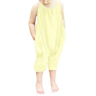 Newborn Baby Sling Girls Tops Rompers Bodysuit Jumpsuit Outfits