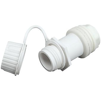 IGLOO Replacement Threaded Drain Plug - White